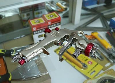 自动喷胶枪